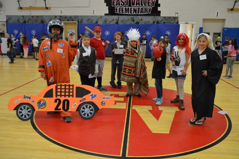 Fourth Grade Washingtonian Presentations Featured Photo