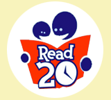 Read 20 Minutes a Day Featured Photo