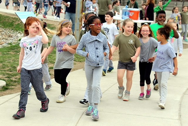 Miles for Marlee Rae Walk-A-Thon was a Huge Success! Featured Photo