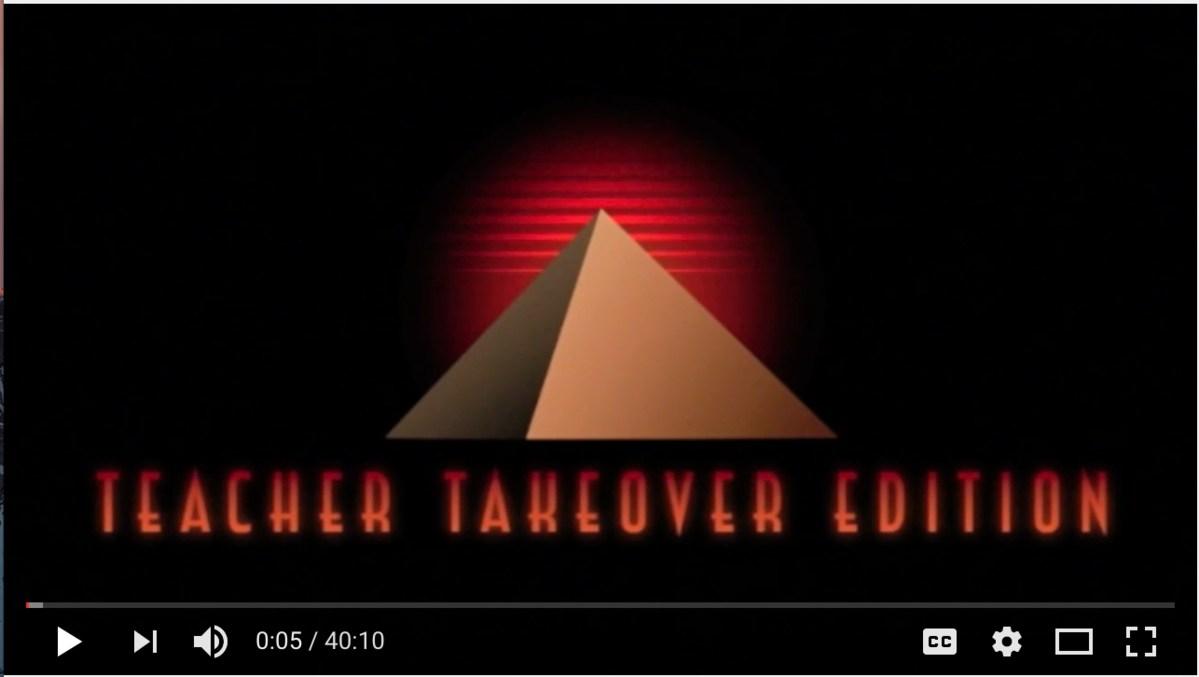 Teacher Takeover 2017