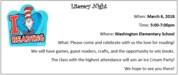 Literacy Night Flyer