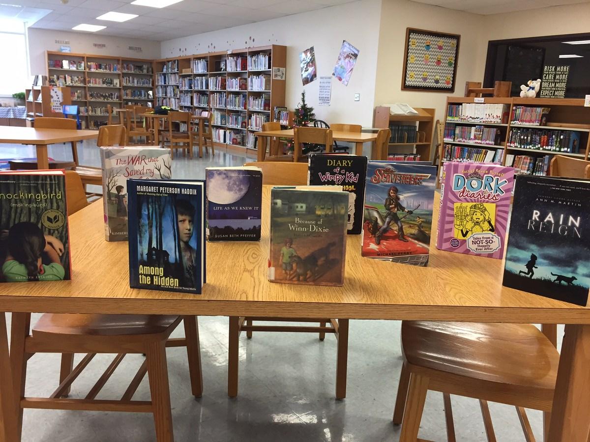 more battle books