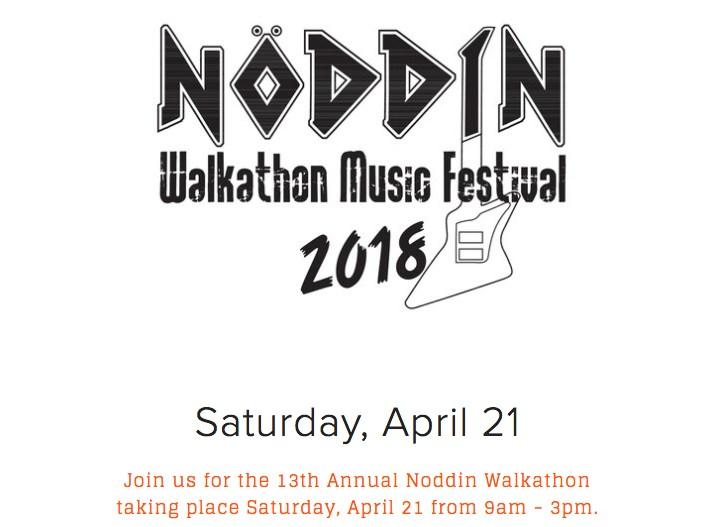 Noddin Walkathon! Thumbnail Image