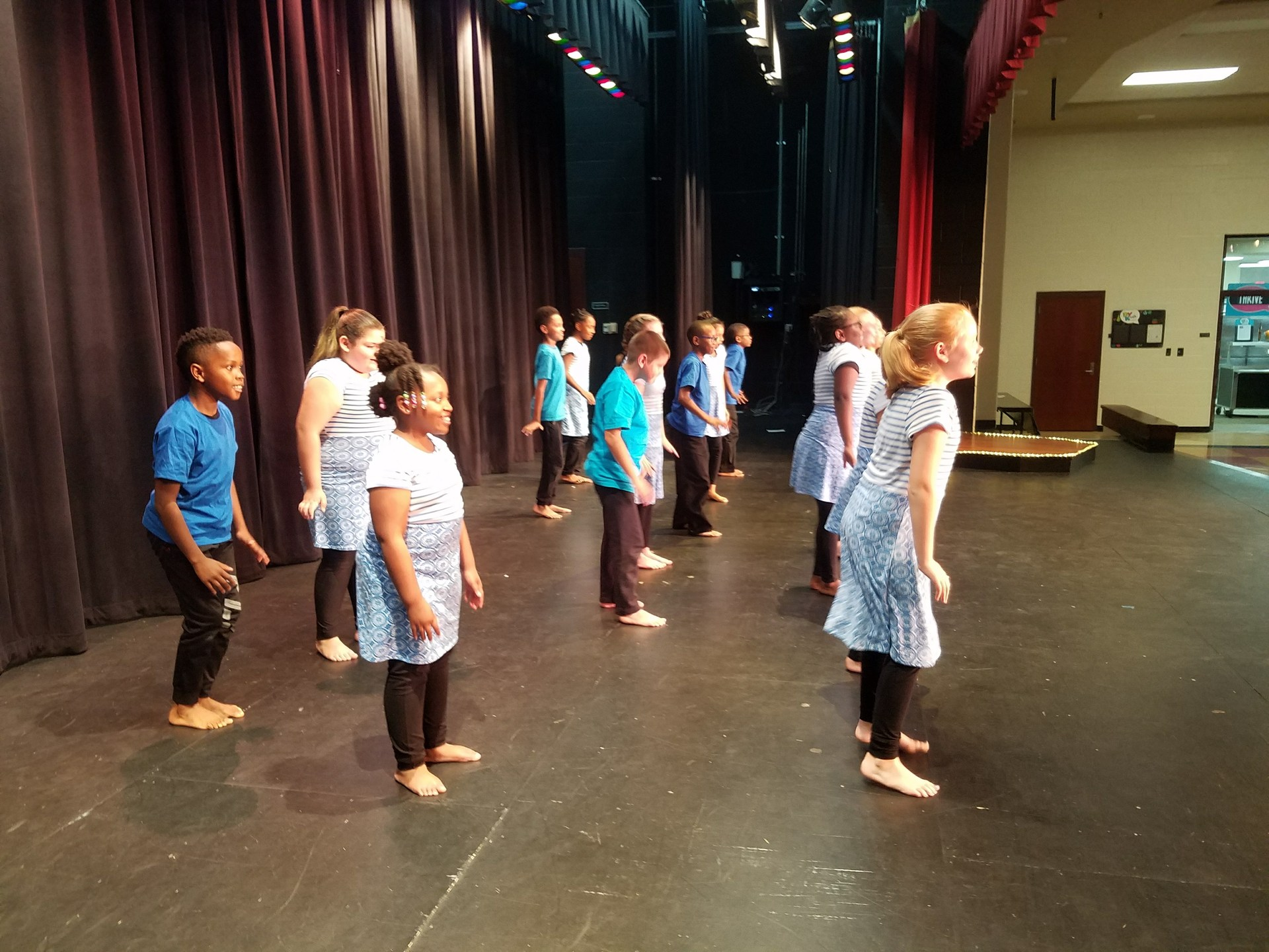 Dance Company performs at BCAA