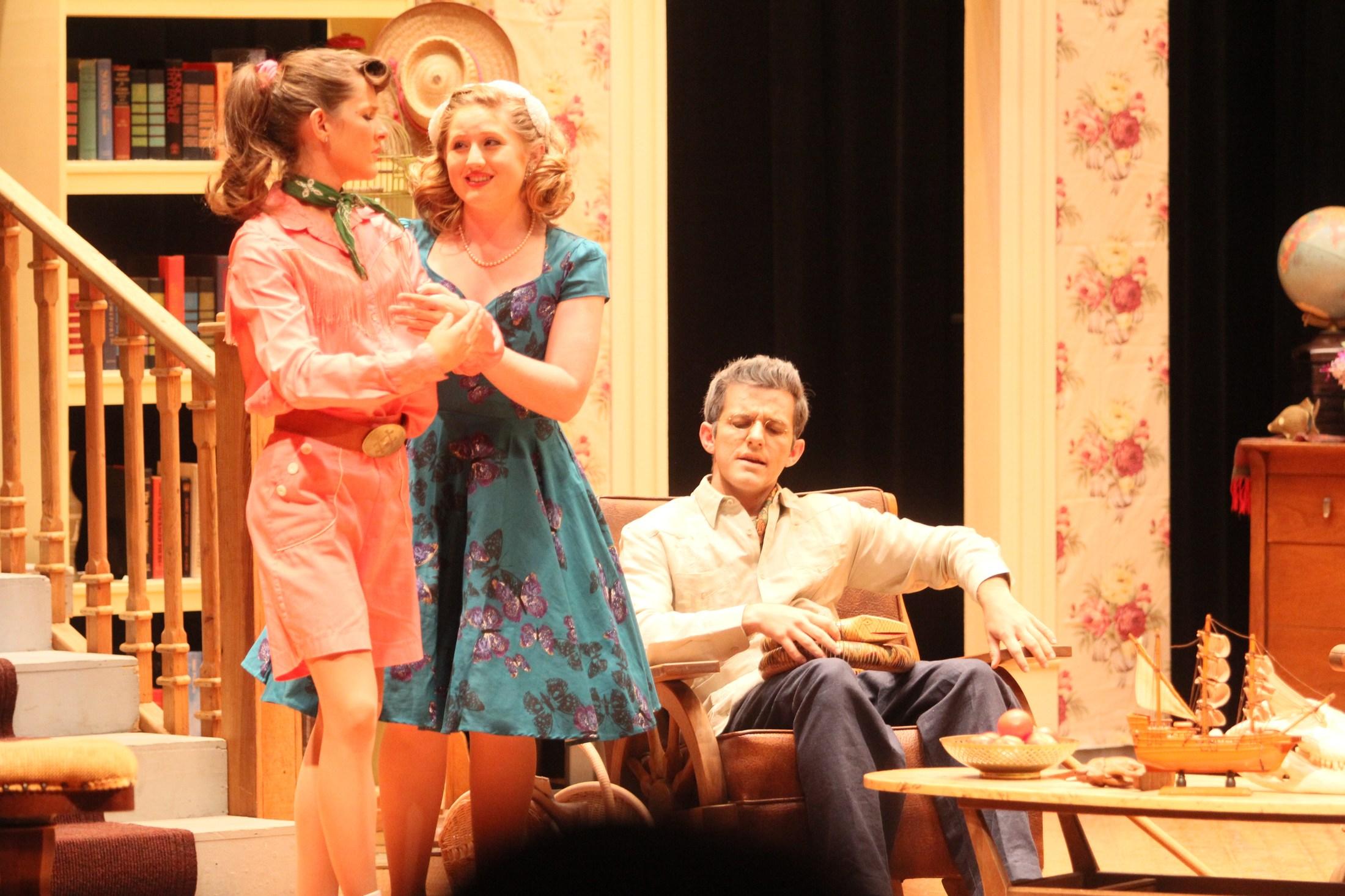 MHS One Act Play – Theatre Program – Mason ISD