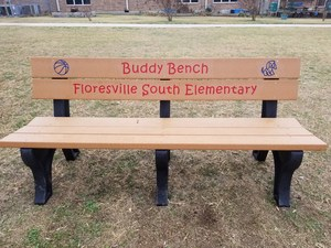 FSE Buddy Bench