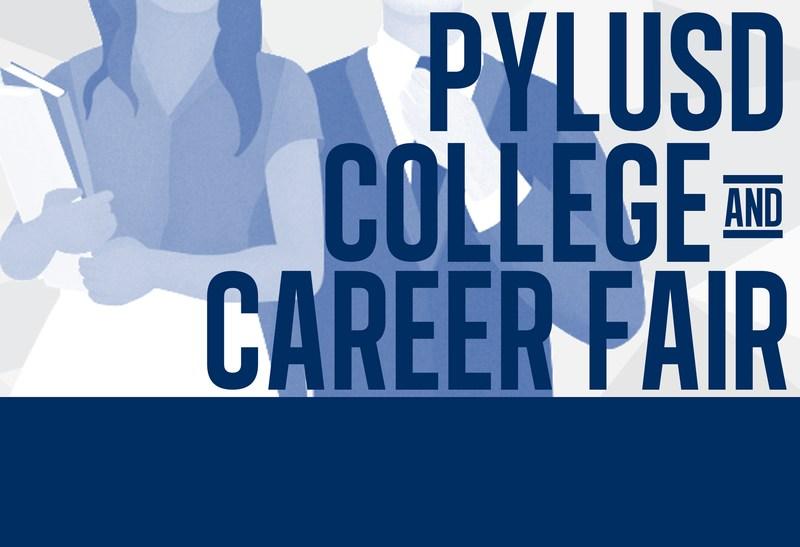 Annual PYLUSD College and Career Fair coming soon Thumbnail Image
