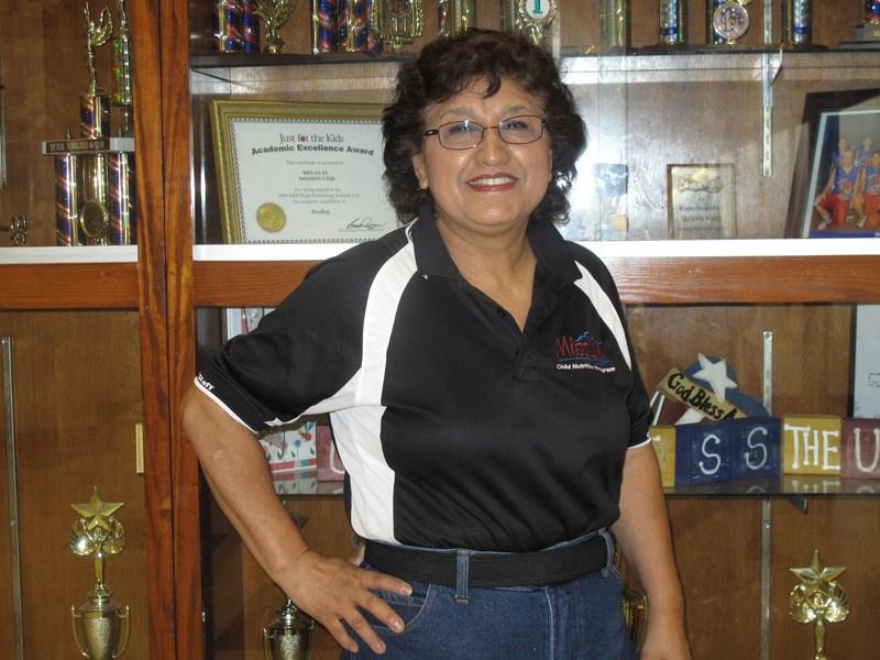 Raquel Palomo