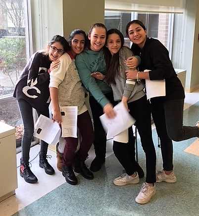 Eighth Grade Visits Nursing Home Featured Photo