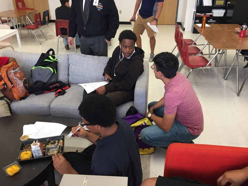 Project MALES Mentor MMS Students of Color Thumbnail Image