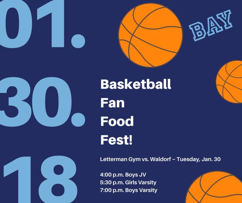 Basketball Fan Food Fest Featured Photo