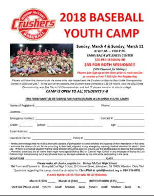 2018 BASEBALL YOUTH CAMP FLYER.PNG