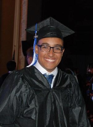 GCAA Class of 2016 graduate