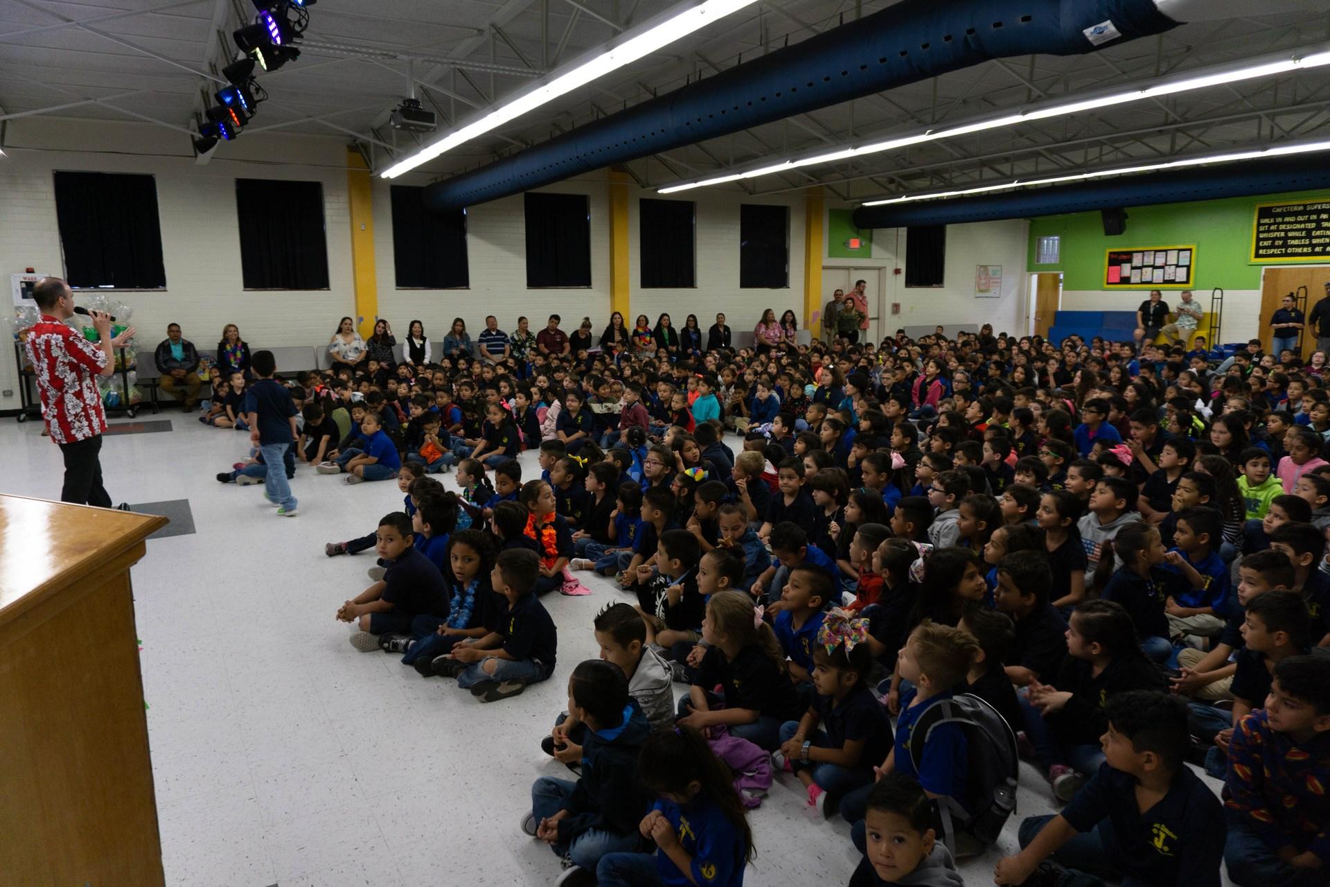 teacher appreciation week assembly 2