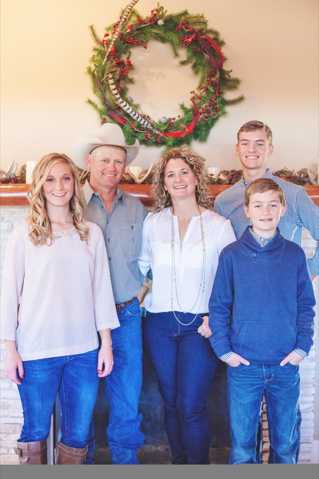 Mrs. Bierschwale's Family
