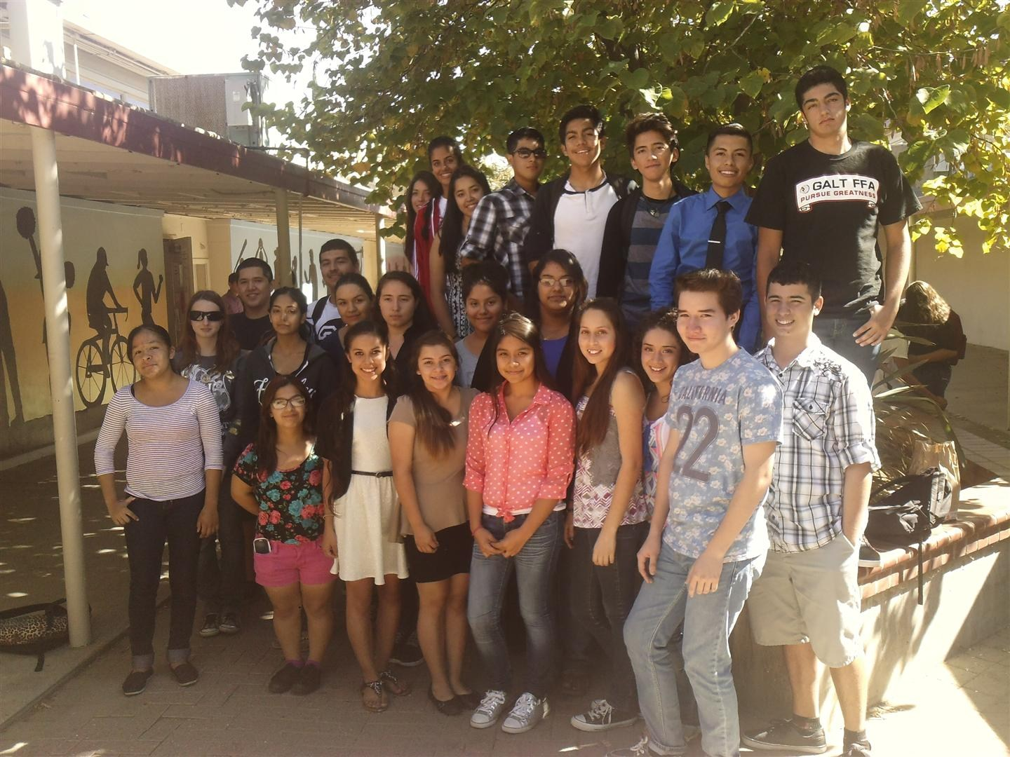 CSF Student Picture