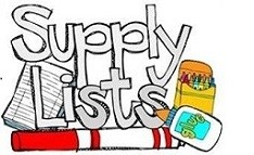 CWMS Student Supply Lists 2018-2019 Thumbnail Image