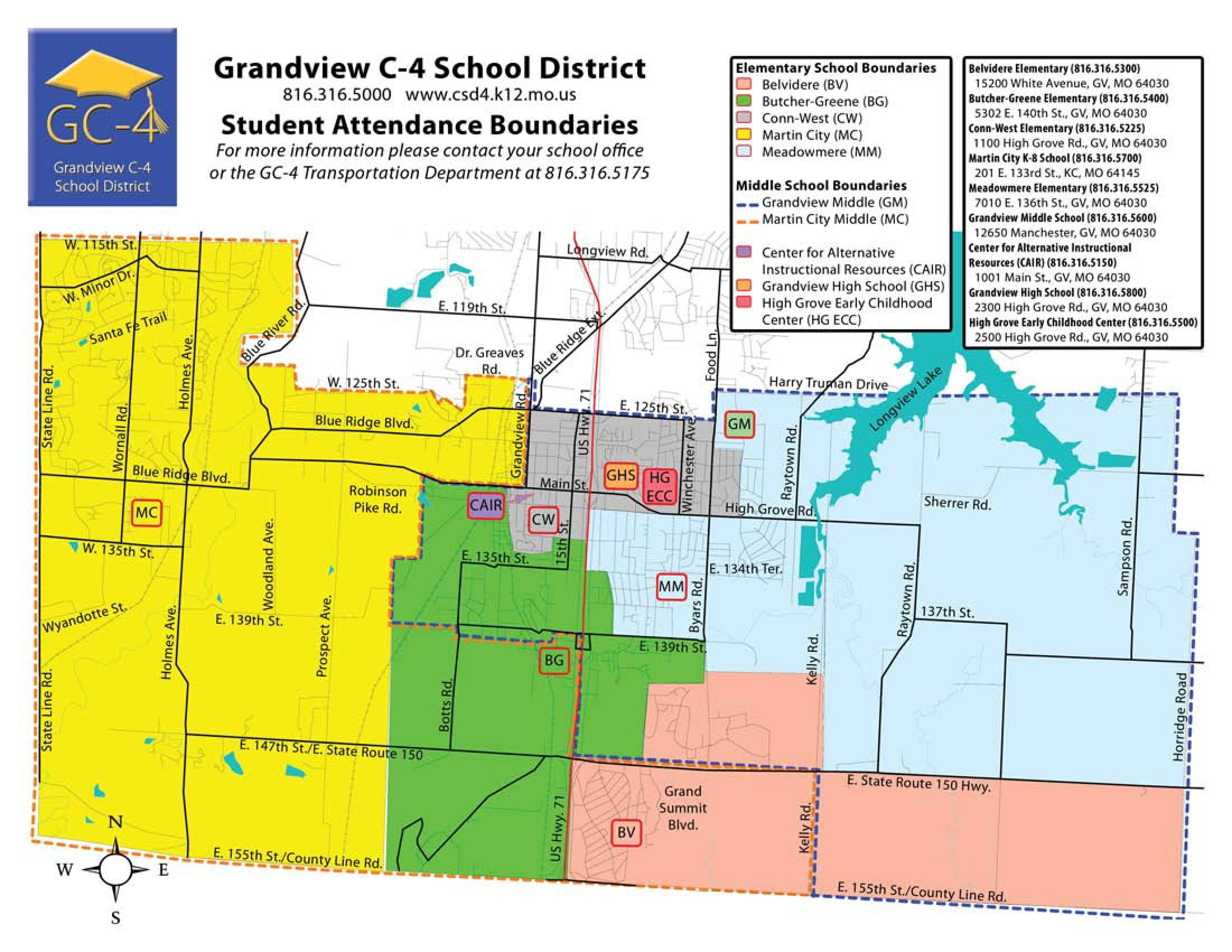 district boundaries – about us – grandview c-4 school district