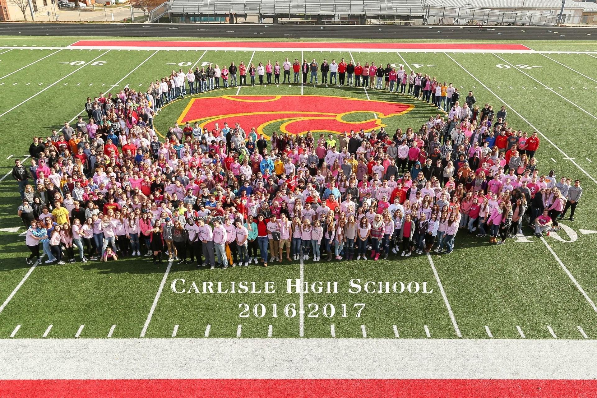 All School Photo 16-17