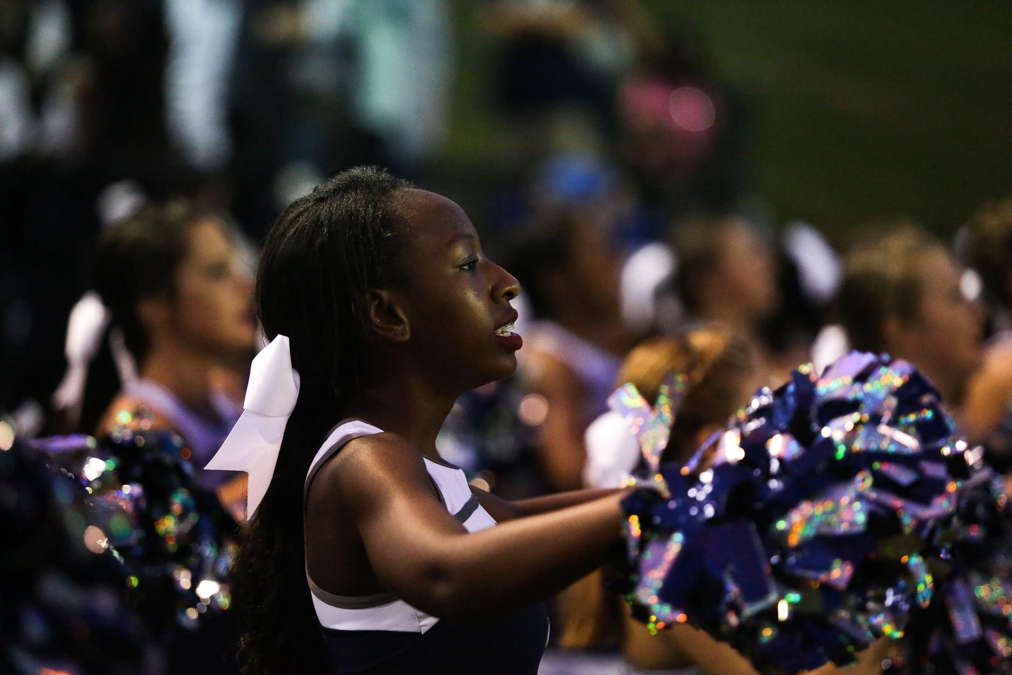 Image of Tift County Cheerleaders
