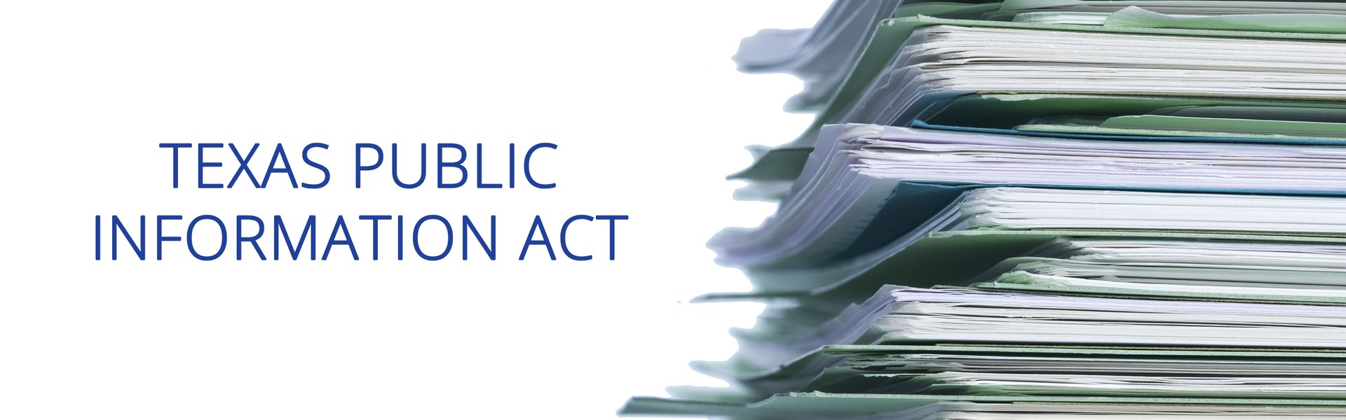 Texas Public Information Act
