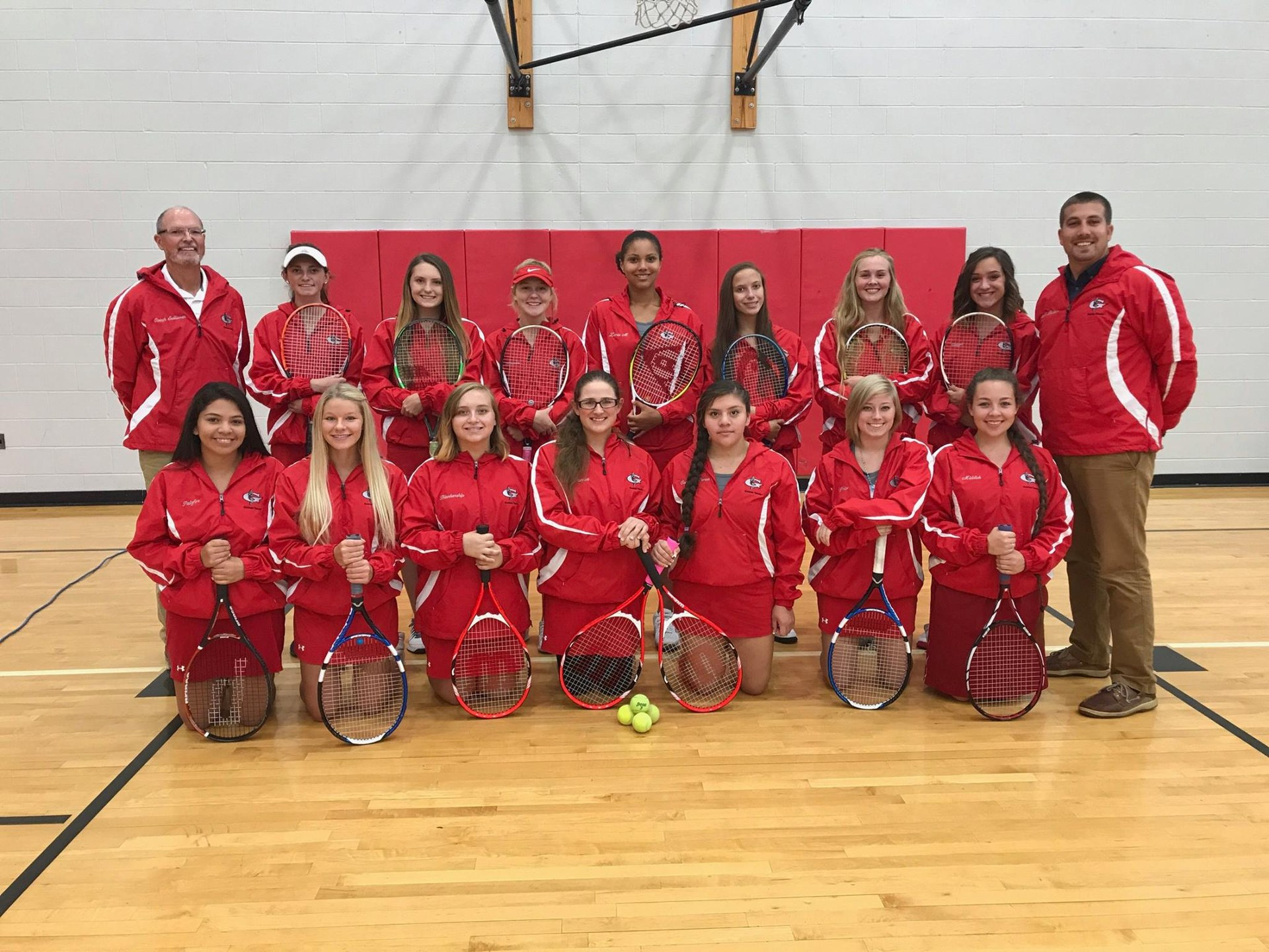 2017 Girls Tennis
