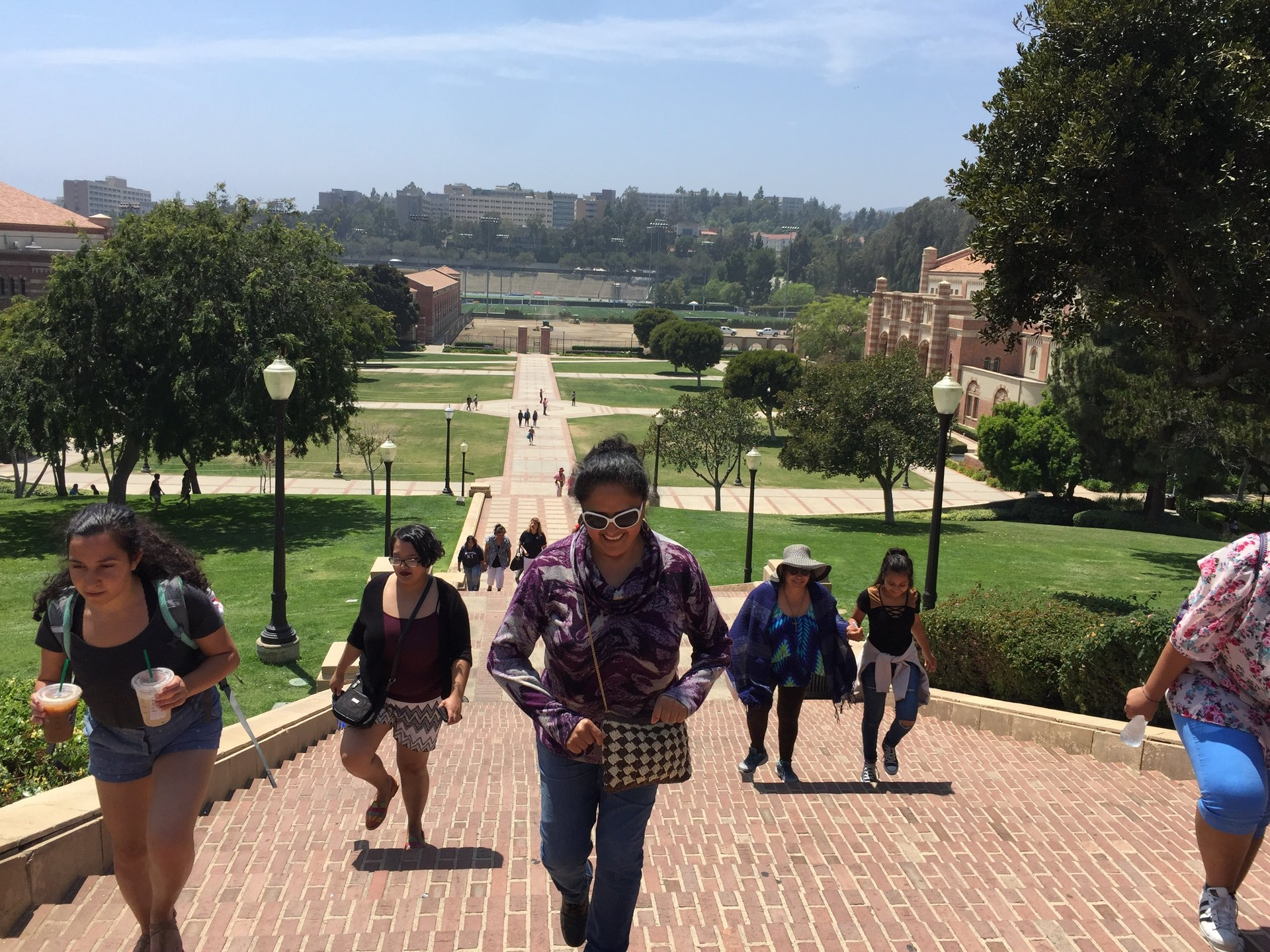Campus Tour of UCLA