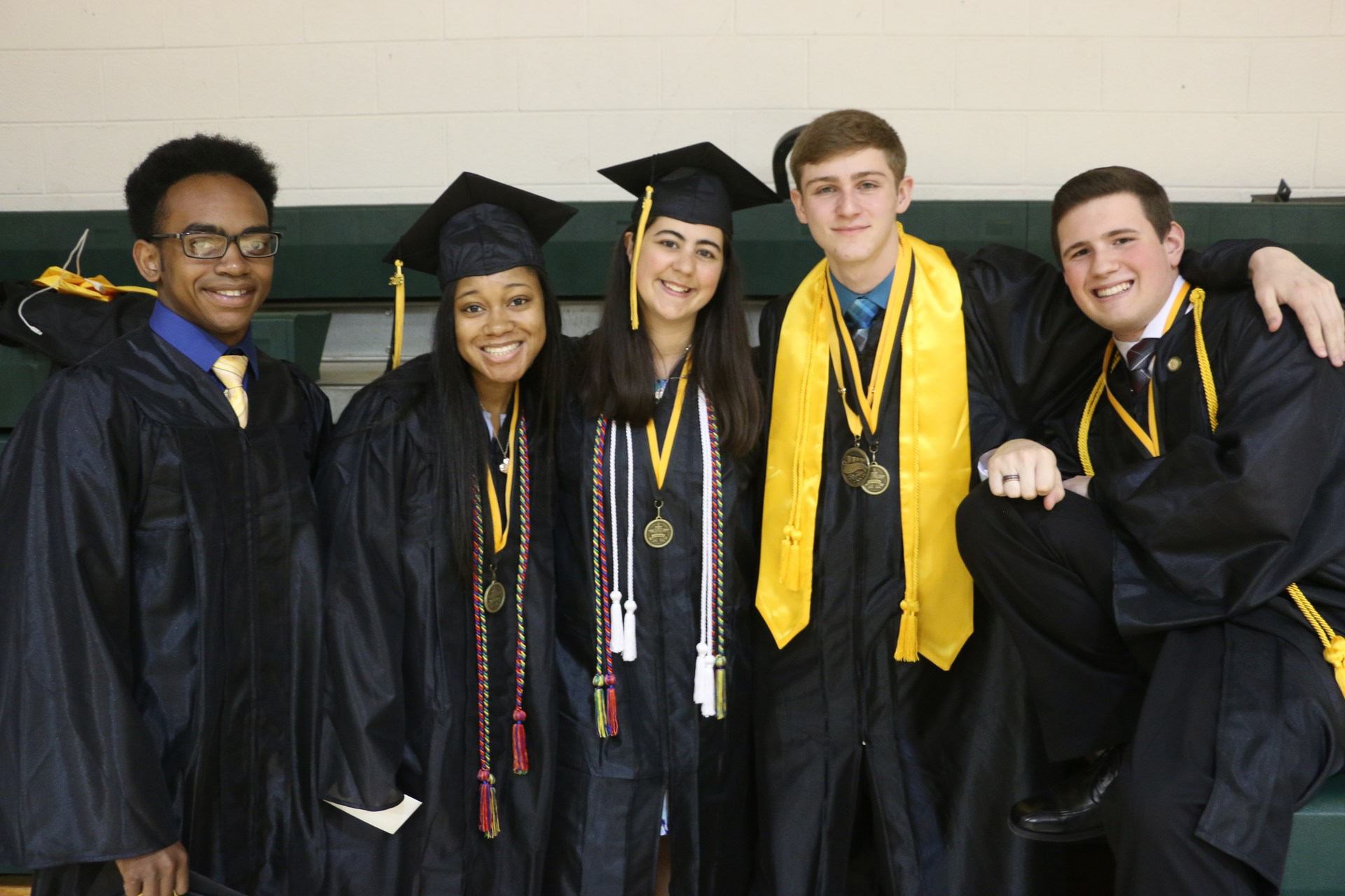Bishop Foley Catholic Graduates