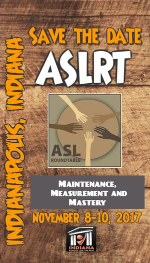 ASL Round Table