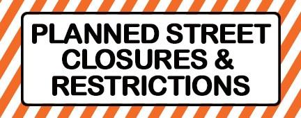 EMS Street Closure Thumbnail Image