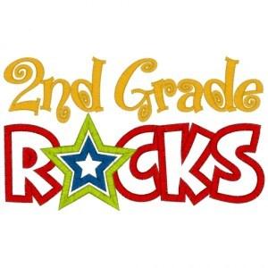 2nd grade rocks gif