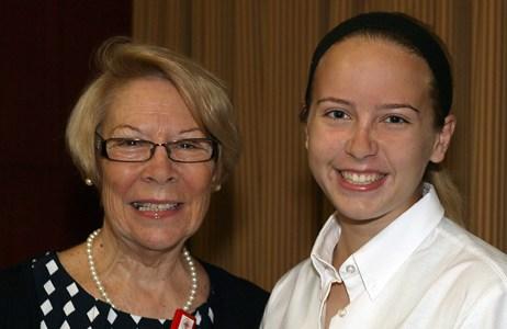 SHA Senior Casey Leimbach Named National Merit Scholarship Program Semifinalist Featured Photo