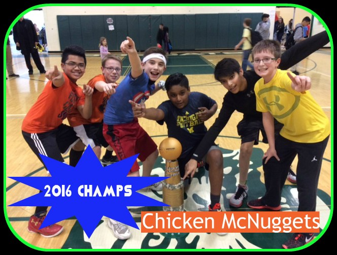 2016 Champs - Chicken Nuggets