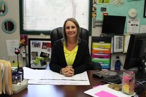 Principal Charlene Graham