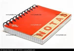 NOTEBOOK NOTES