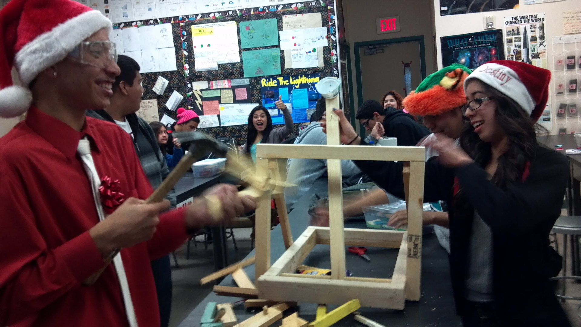 Making Catapults