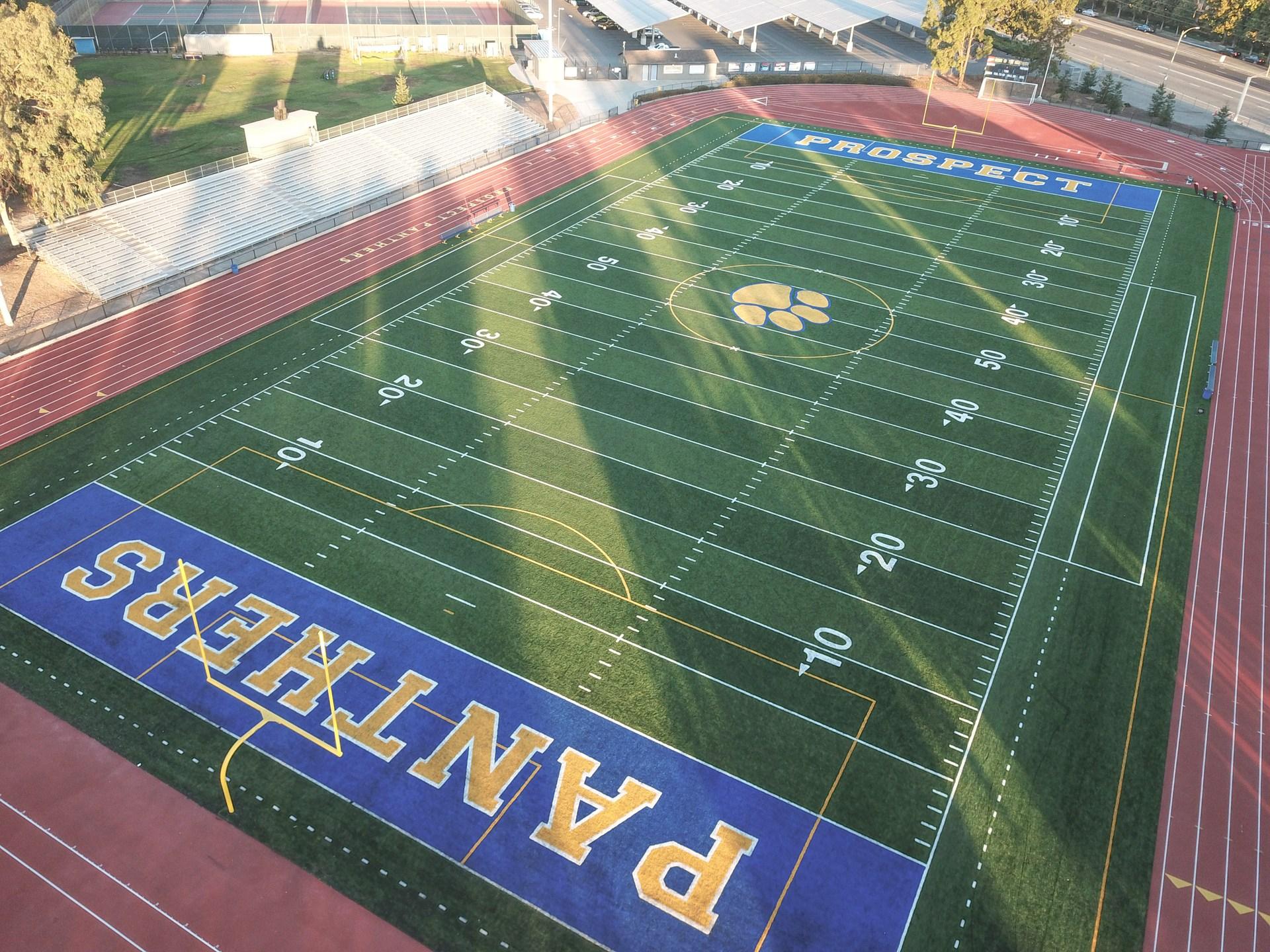 prospect high school football field