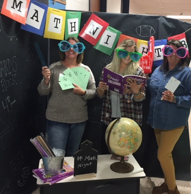 CES Family Math Night Featured Photo
