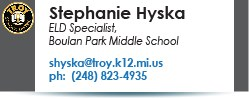 Stephanie Hyska email