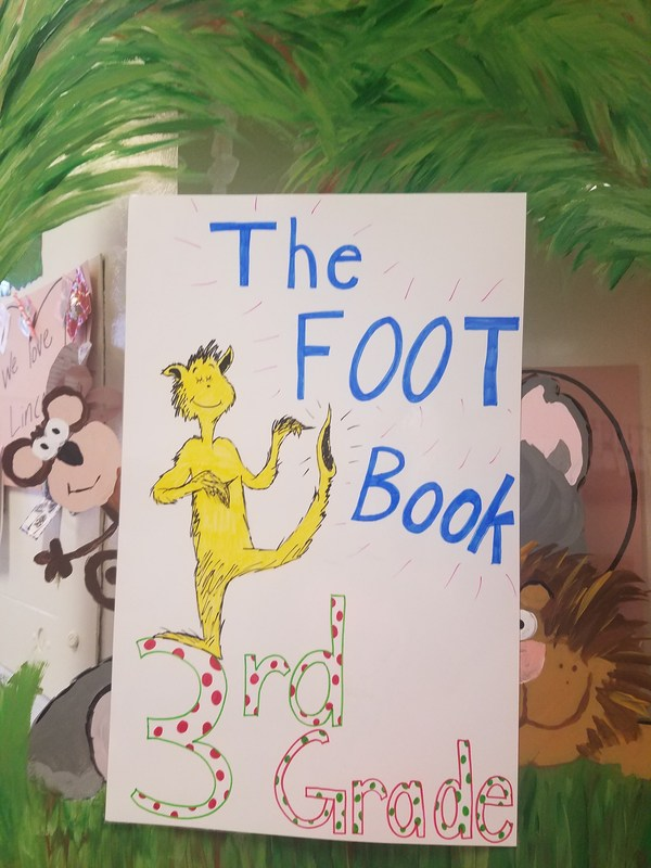 March 1st was Dr. Seuss Math Night! Thumbnail Image