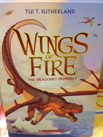 Wings of Fire Book