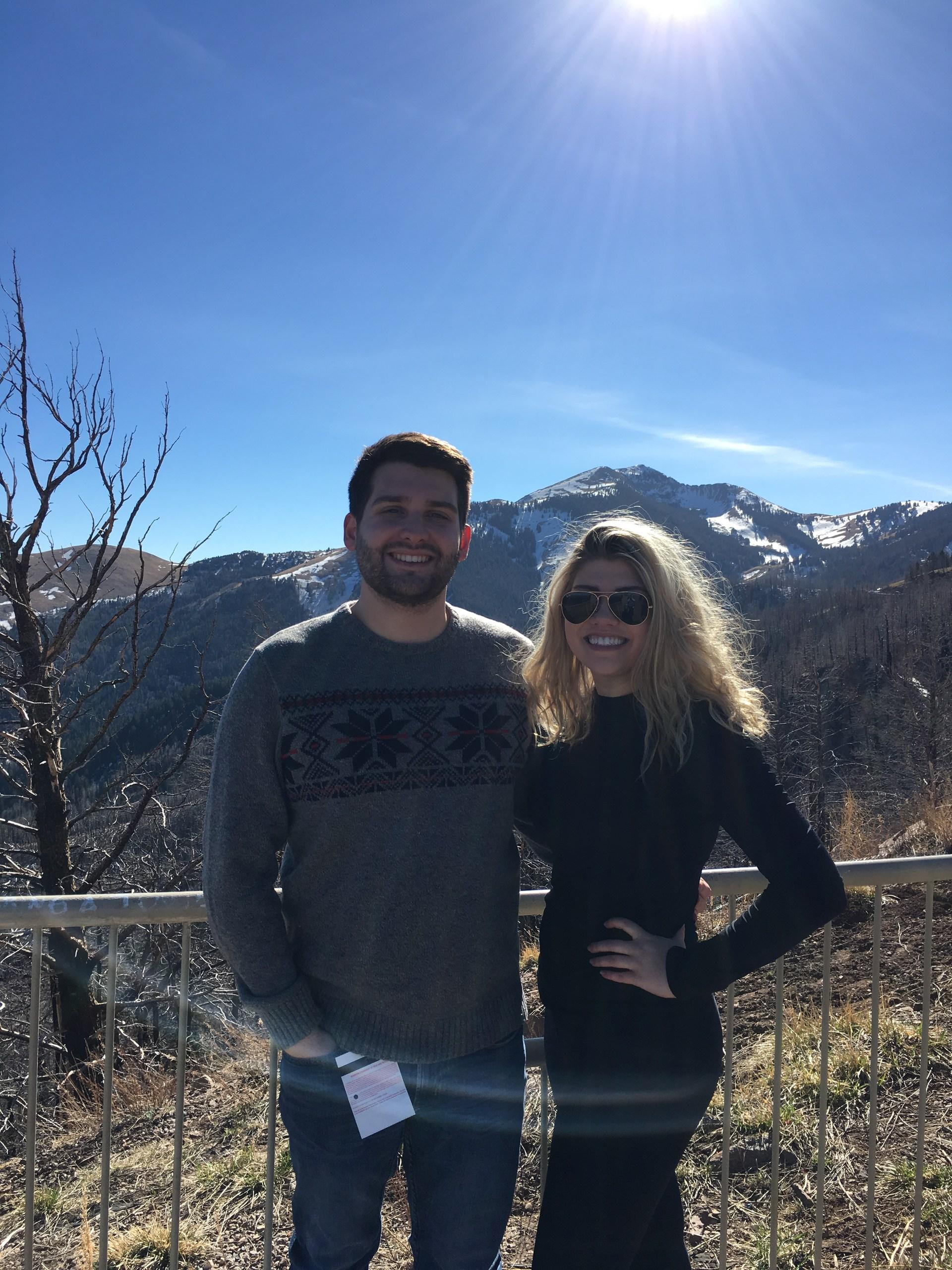 Micah and Sarah Ruidoso, NM