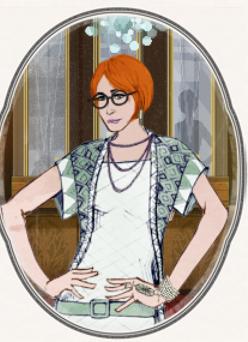 Mrs. Schipperts Gatsby Gal Avatar