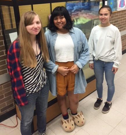 Temple High School Art Winners