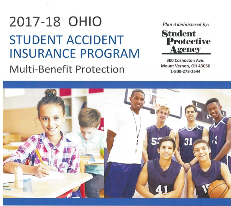 Student Accident Insurance Graphic