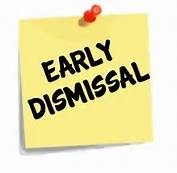 Early Dismissal Day Thumbnail Image