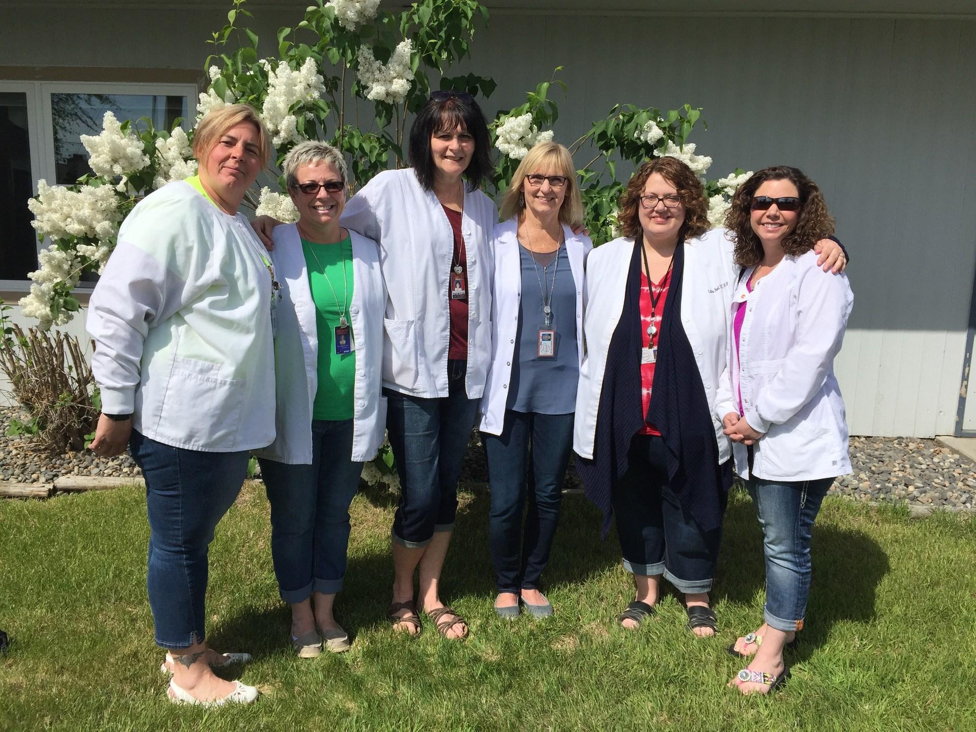 MLSD Nurses 2017-2018