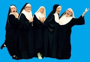 nunsense school fundraiser actresses.png