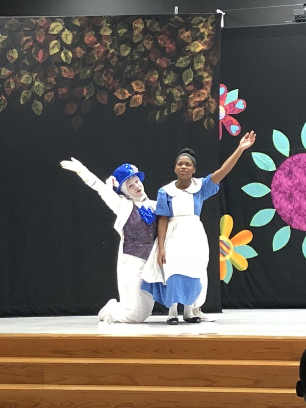 Manor ISD Students Perform Alice in Wonderland With Help From Missoula Children's Theater Thumbnail Image