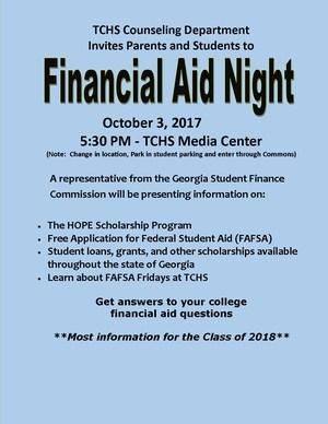 Financial Aid night flyer TCHS 2017.jpg